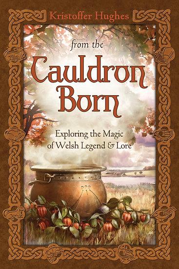 Cauldron Born Book
