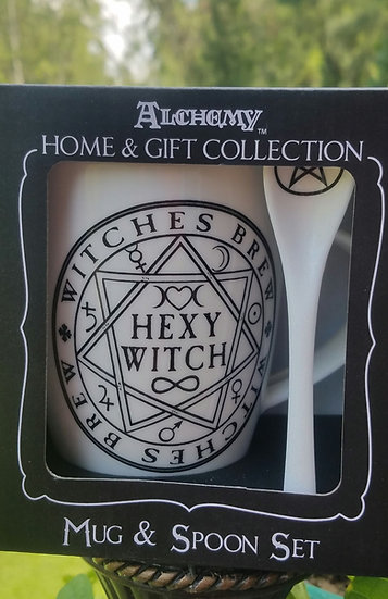 Hexy Witch Coffee\Tea Mug Set