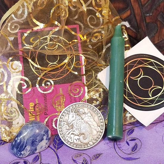 Capricorn Zodiac Gift Pack