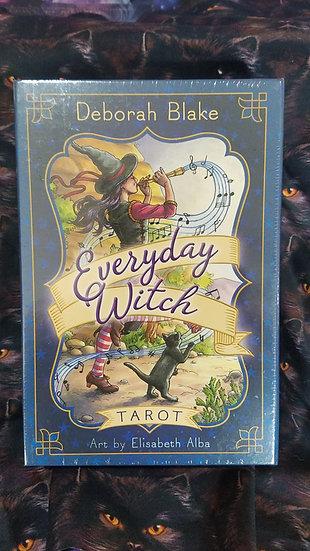 Everyday Witch Tarot Deck