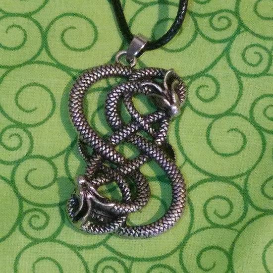 Loki Large Sigil Necklace