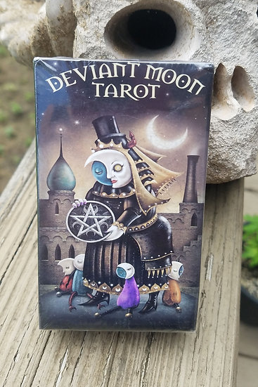 Deviant Moon Tarot Deck-Small