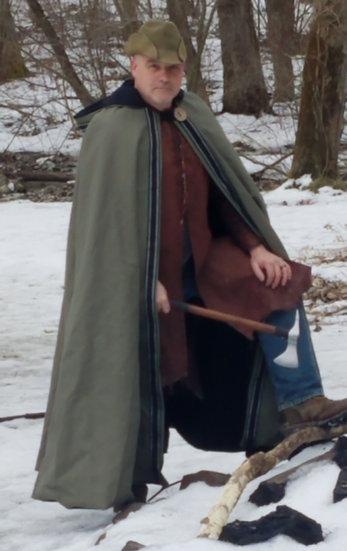Woodsman Utility Cloak