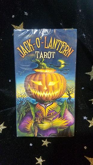 Jack-o-Lantern Tarot Deck