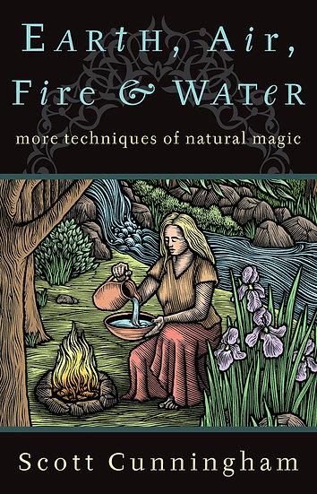 Earth, Air, Fire & Water Book