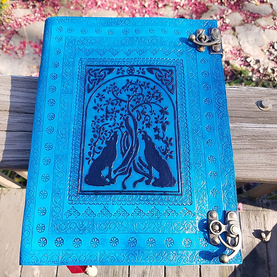 Double Wolf Book of Shadow Journal