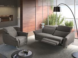 Sofa mit Mechanismus