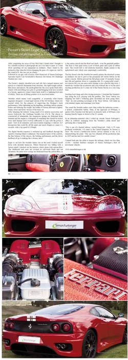 Aspect County, UK - Ferrari 360 Challenge Stradale