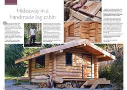 Aspect County, UK - Log Cabins