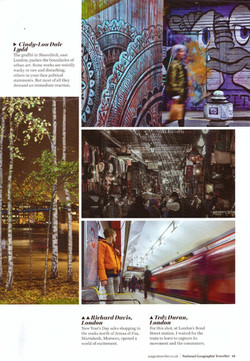 National Geographic Traveller UK 2015