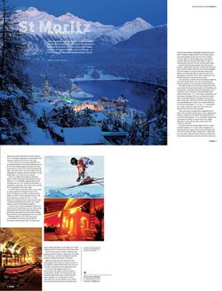 BMI Iinflight - St Moritz