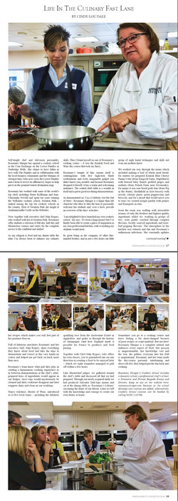 Aspect Country, UK - Rosemary Shrager Cooking School