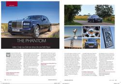 Aspect County, UK - Rolls Royce Phantom