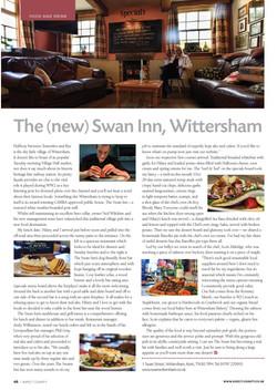 Aspect County, UK - Swan Inn Wittersham