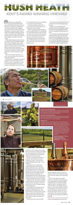 Aspect County, UK - Hush Heath Winery
