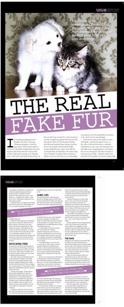 Viva, UAE - Fake Fur
