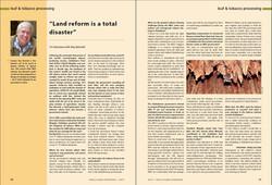 Tobacco Trade Journal, USA - Zimbabwe