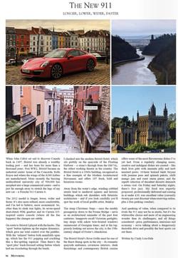 Aspect County, UK - Porsche Bristol