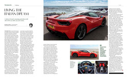 Ferrari 488, the Italian Dream