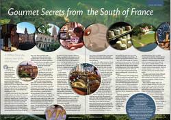 Aspect County, UK - Toulouse, France