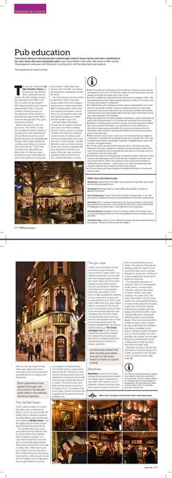 Iceland Wow Air, London Historic Pubs