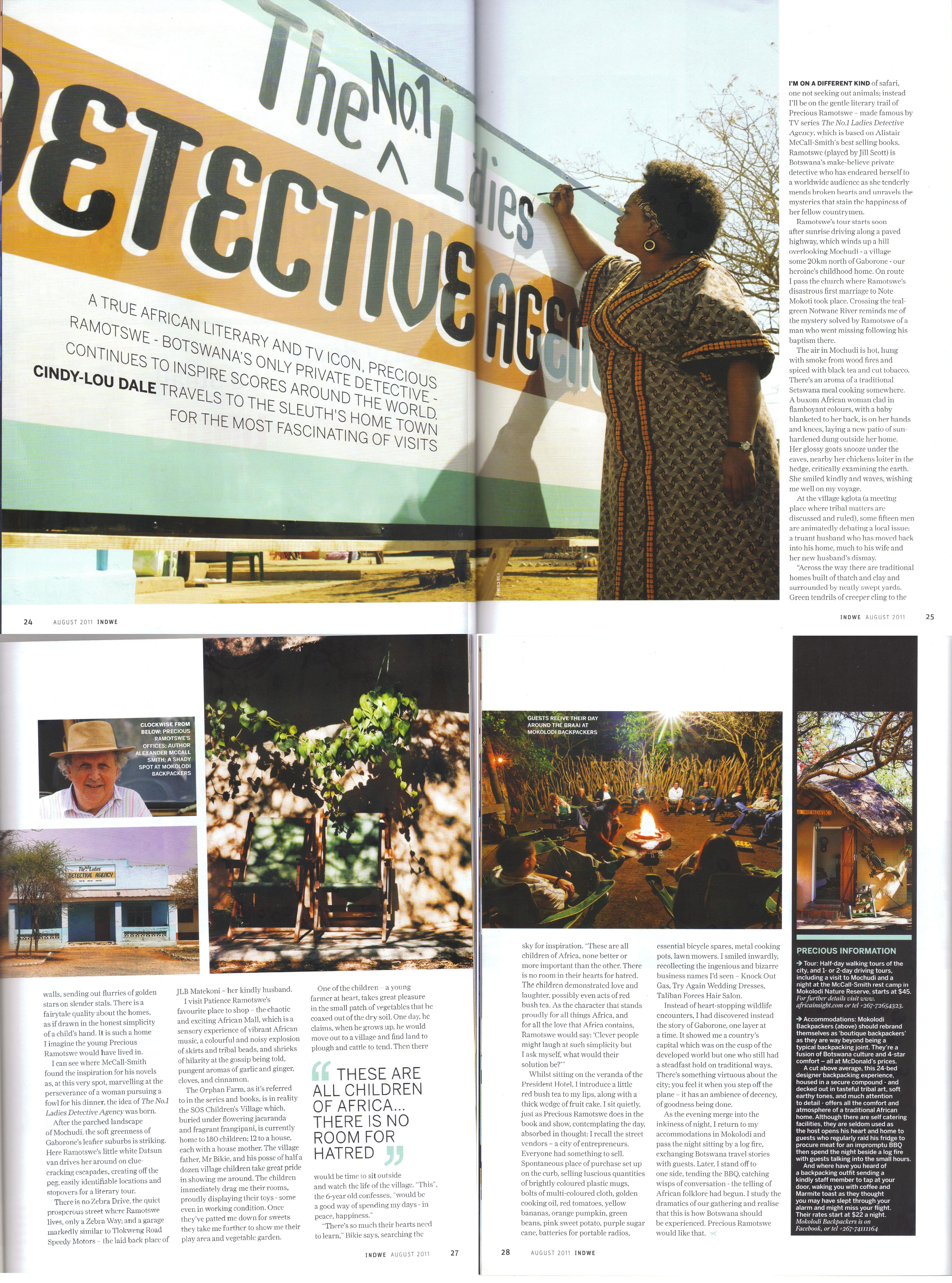 Indewe Magazine (SA)