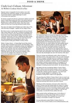Aspect County, UK - Webbes Cafe Culinary School