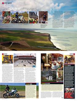 Free Wheeling, Australia - Ducati road trip