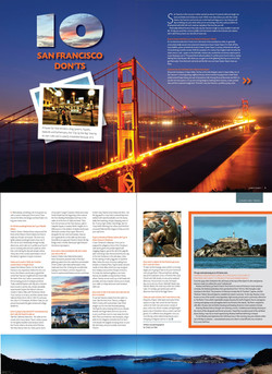 Aspect County, UK - San Francisco 10 Donts