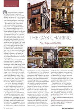 Aspect County, UK - The Oak Charing