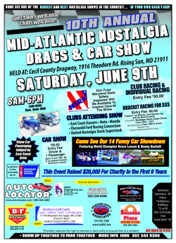 Cecil County Nostalgia Show Flyer 2018C Front.jpg