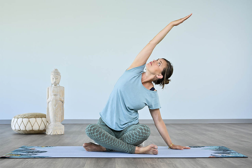 Om Sweet Om Yoga Bordeaux, Laurence Pins