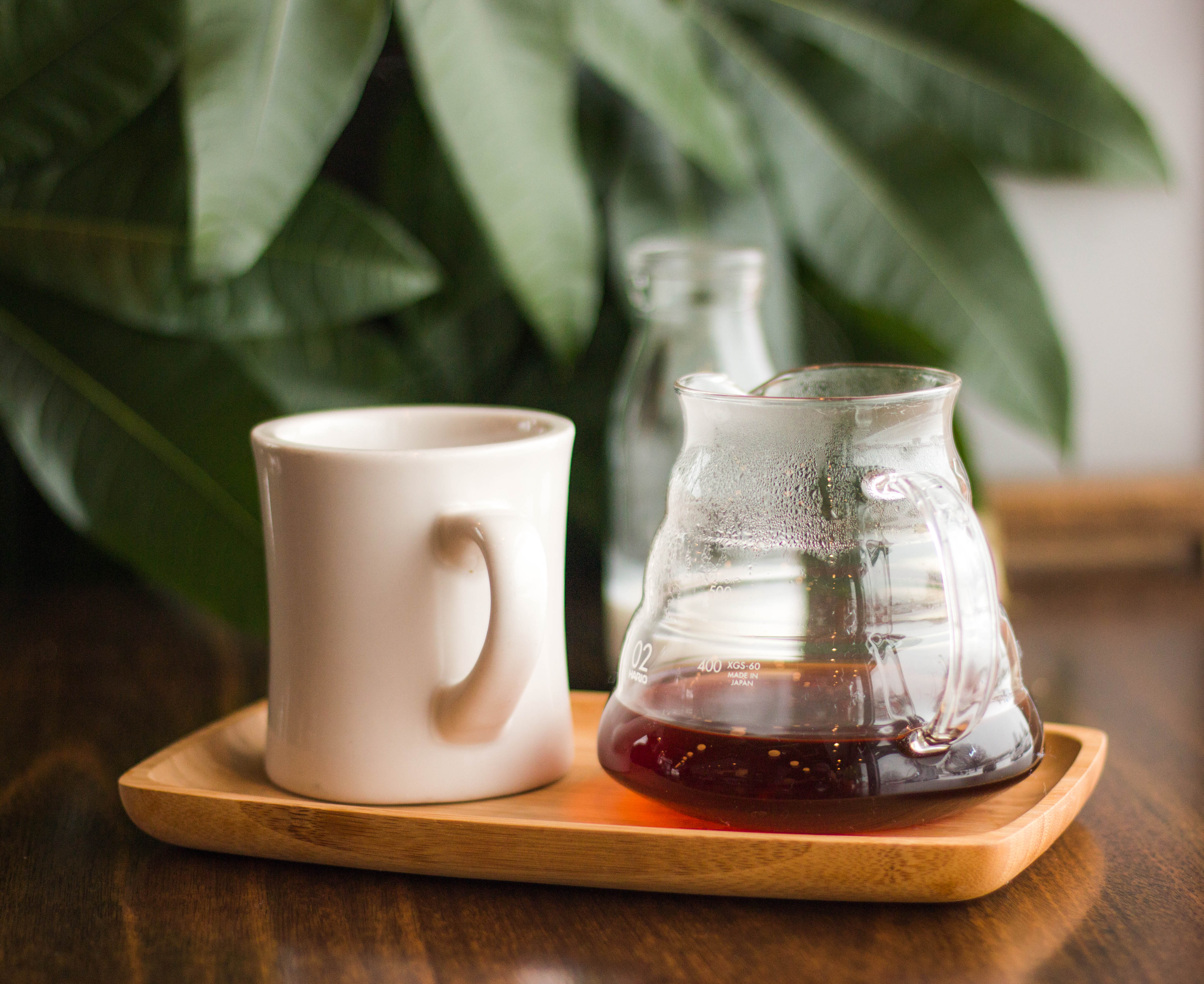 Small Batch Drip Coffee