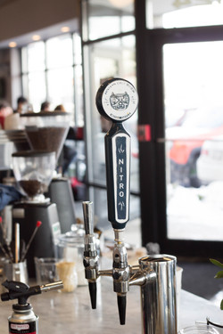 On Tap: Metric Nitro Cold Brew