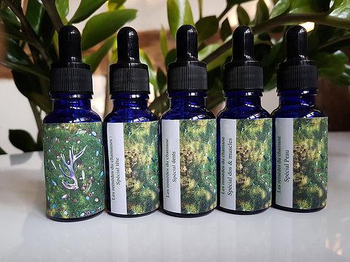 Les remèdes du chamane_Les Elixirs