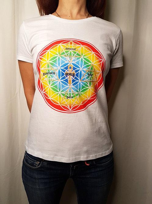 T-shirt DISQUE ALCHI