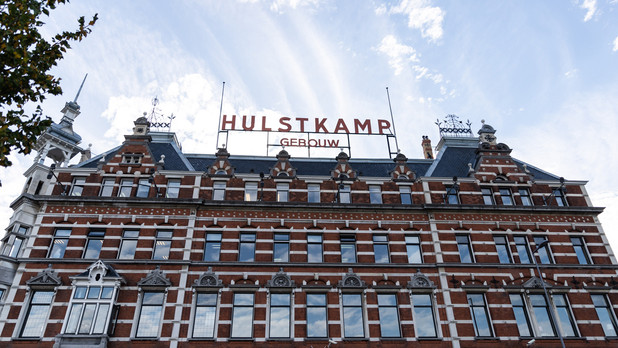 Kern Projektinrichting Hulstkamp gebouw
