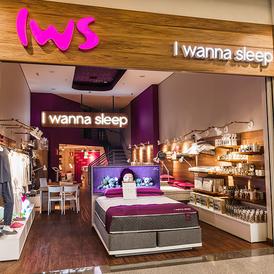 I wanna sleep Shopping Del Rey