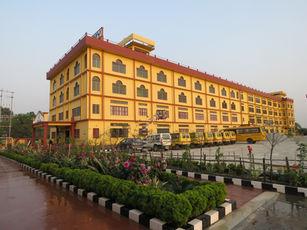Sree Ram Academy Main Building