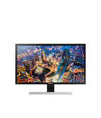 MONITOR SAMSUNG LED LU28E590DS UHD 4K 28""