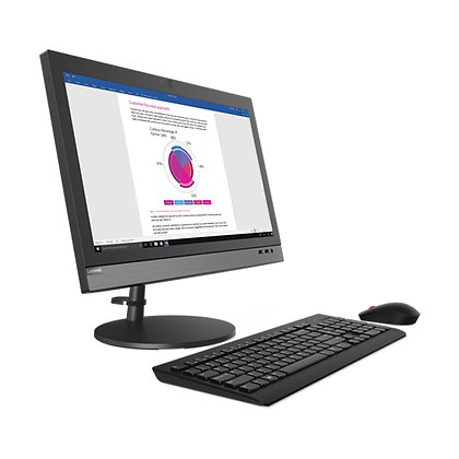 COMPUTADOR LENOVO IDEACENTRE AIO V330-20ICB  Ci5 8400 8GB 1TB HDD W10PRO