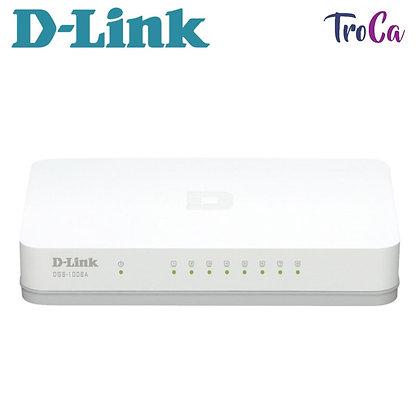 SWICHT D-LINK DGS-1008A 8 PUERTOS GIGABIT