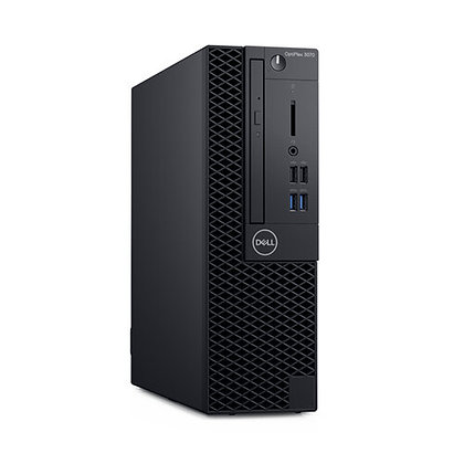 COMPUTADOR DELL OPTIPLEX 3070 SFF CI3 9100 4GB 1TB HDD W10PRO+LED 19