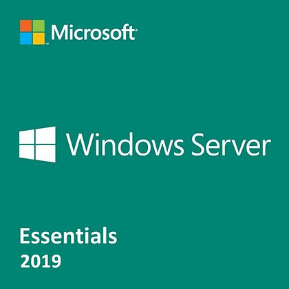 LICENCIA MICROSOFT WINDOWS SERVER ESSENTIALS 2019 OEM