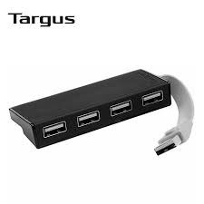 HUB TARGUS 4 PUERTOS USB 2.0
