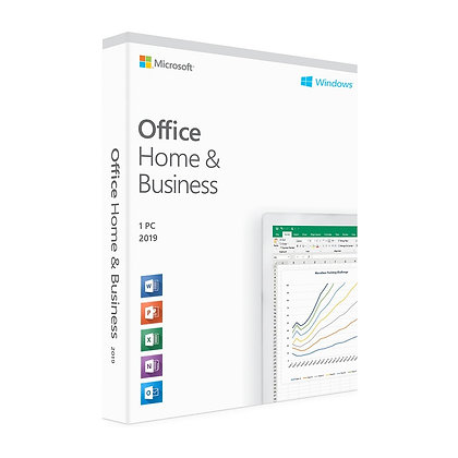 LICENCIA MICROSOFT OFFICE 2019 HOME & BUSINESS ESD T5D-03191