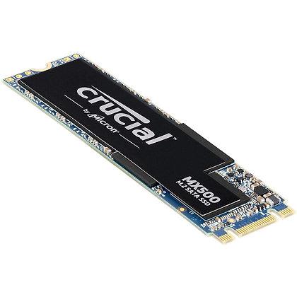 DISCO DURO SOLIDO M/2 SATA CRUCIAL MX500 500GB CT500MX500SSD4