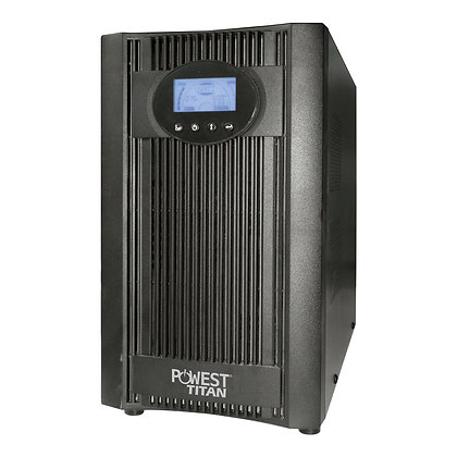 UPS POWEST TITAN 2 KVA ON LINE 5Y-9103-70055