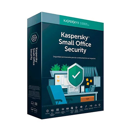 LICENCIA KASPERSKY SMALL OFICCE  SECURITY 7 1 USER 1 YEAR