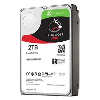DISCO DURO IRONWOLF NAS 2TB / 3.5